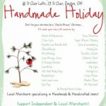 Handmade Holiday in Dayton