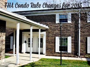 FHA Changes 2015