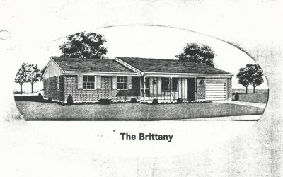 Huber Home Floor Plans: The Brittany