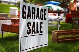 Huber Heights Community Garage Sale, June 11-14, 2020