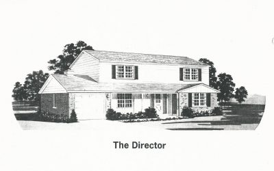 Huber Home Floor Plans: The Director
