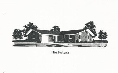 Huber Homes Floor Plans: The Futura