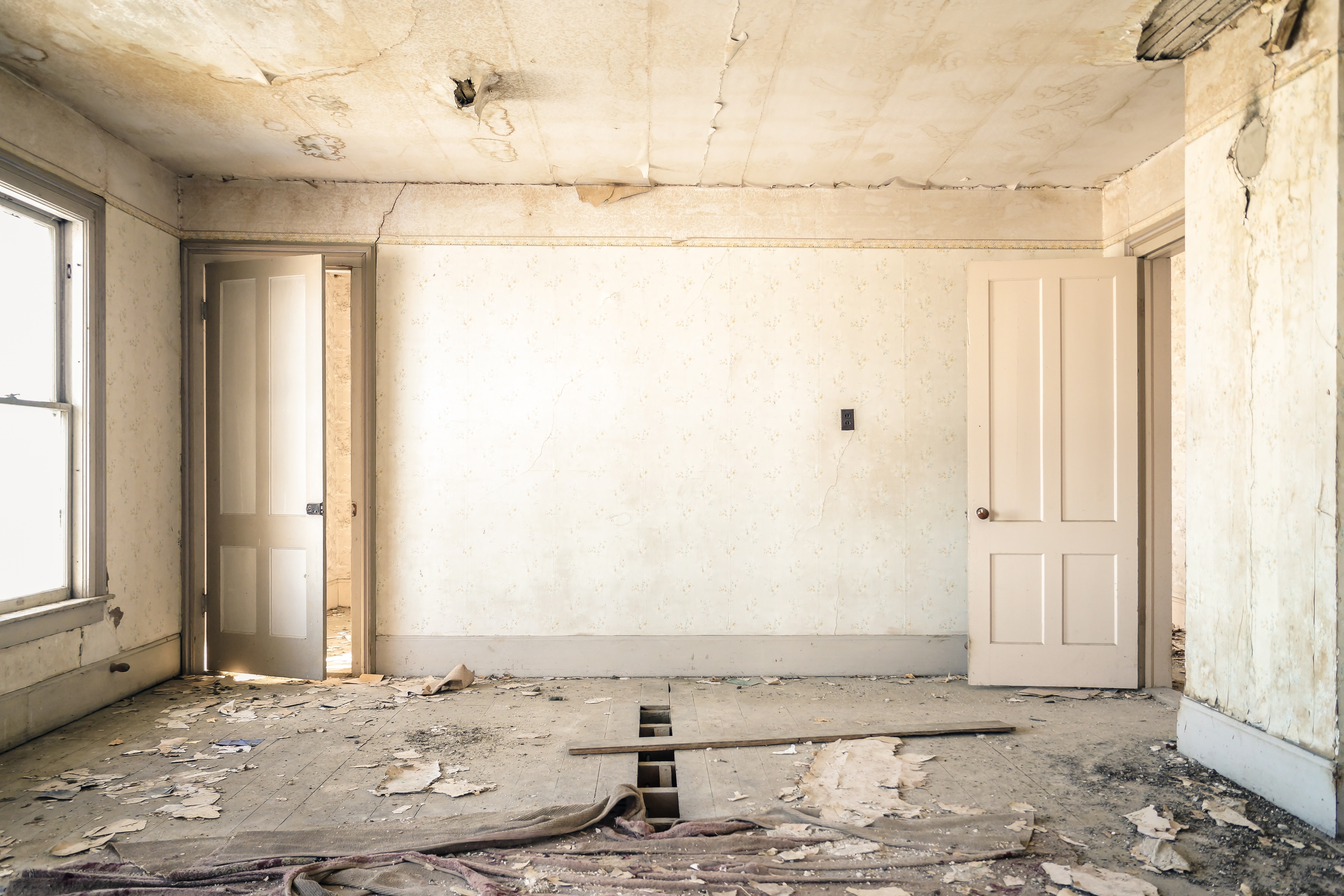 How to Buy a Home, Step 8- Repair Period