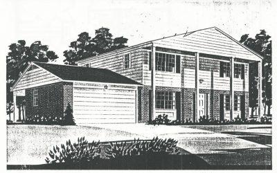 Huber Home Floor Plans: The Charleston