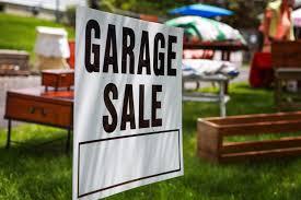Huber Heights Community Garage Sale, June 11-14, 2020