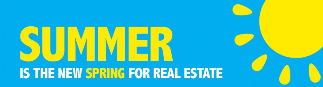 Summer is the New Spring for Real Estate in Huber Heights [INFOGRAPHIC]