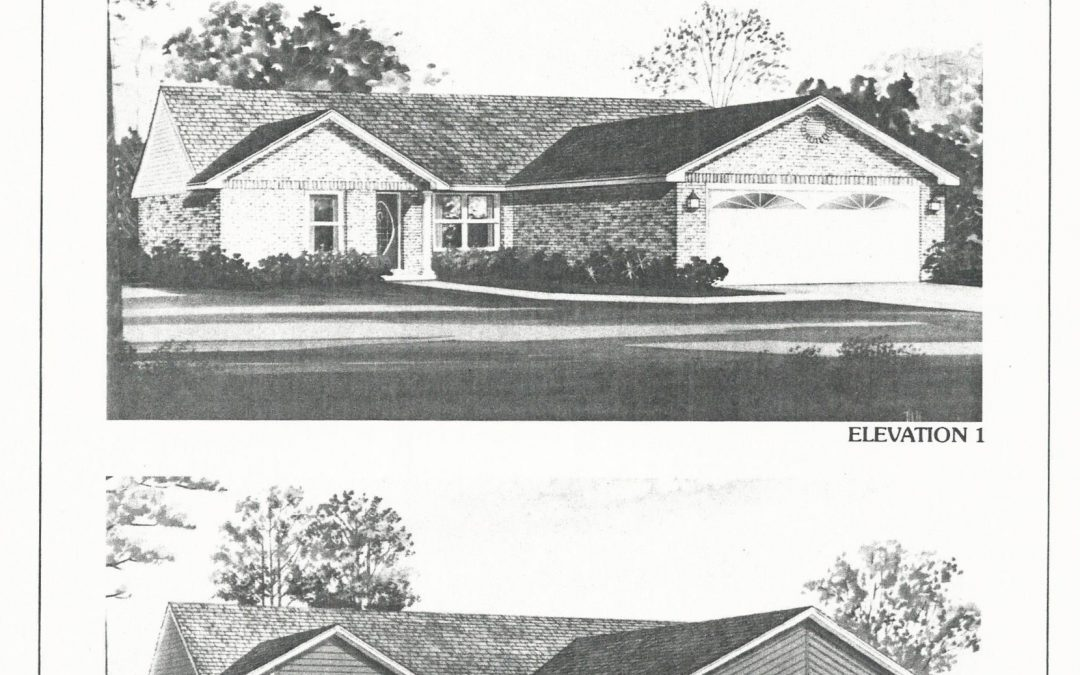 Huber Home Floor Plans: The Concord