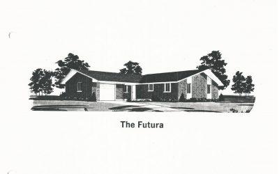 Huber Homes Floor Plans: The Futura